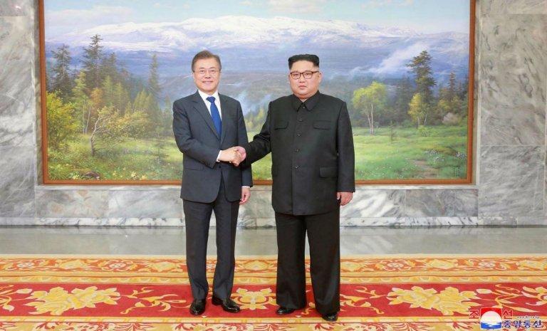 "Vers la chute du ""mur"" de Corée"