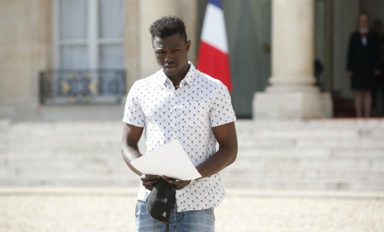 Mamoudou Gassama, héros malgré lui