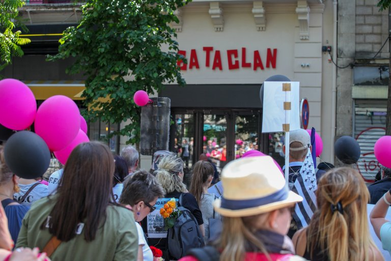 Front républicain contre Médine au Bataclan