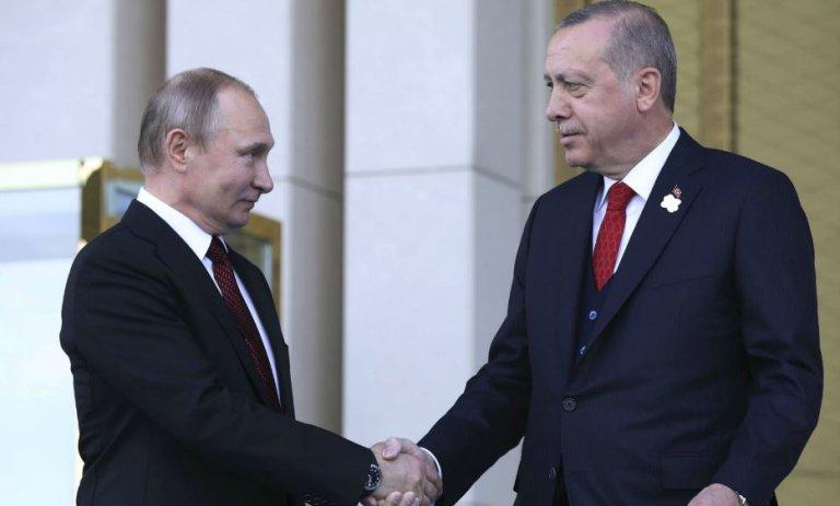 """""""En Syrie, Poutine a su retourner Erdogan en lâchant les Kurdes"""""""