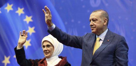 erdogan turquie islam daech