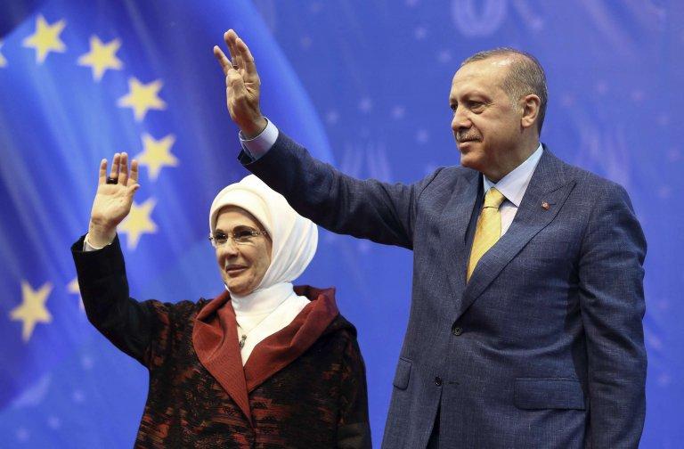 """""""Erdogan cherche à intimider les Européens 'mécréants'"""""""