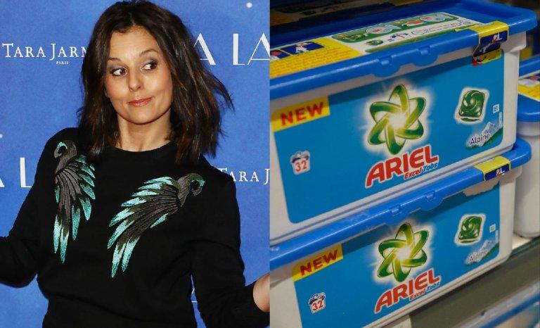 Ariel, la lessive qui lave les cerveaux mâles