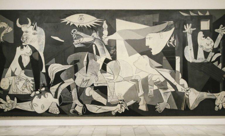 Non, Guernica ne parle pas de la guerre d'Espagne