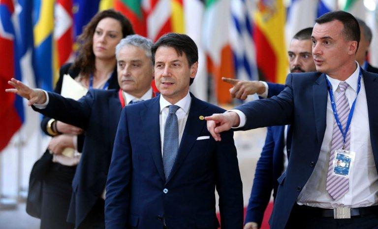 Migrants: l'Europe à la botte de l'Italie