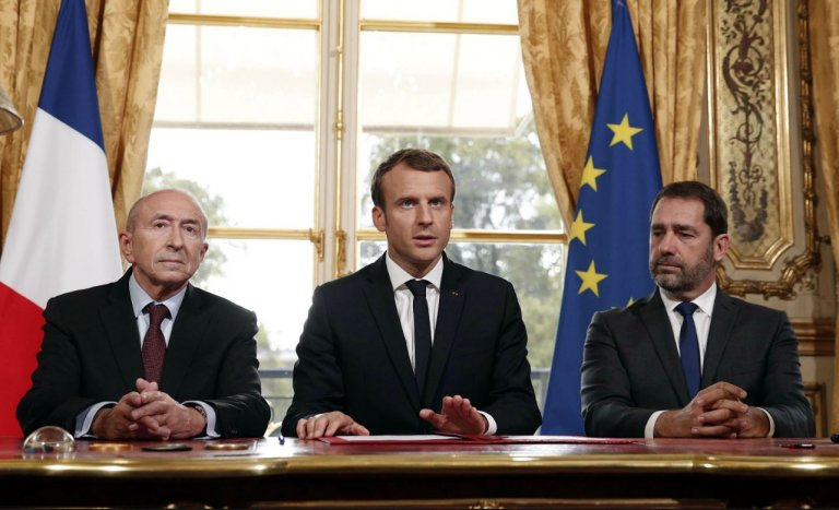 Comptes de campagne d'Emmanuel Macron: la justice est aveugle