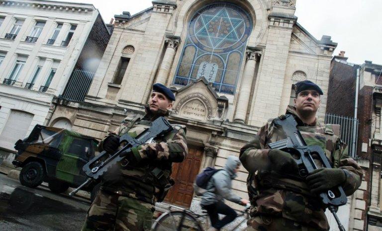 L'antisémitisme est une attaque contre la France