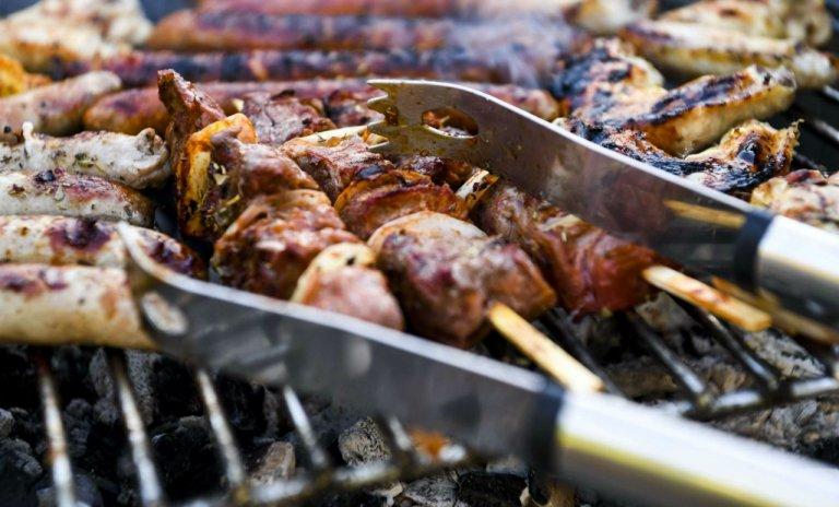 Laissez-moi manger des barbecues tout l'été!