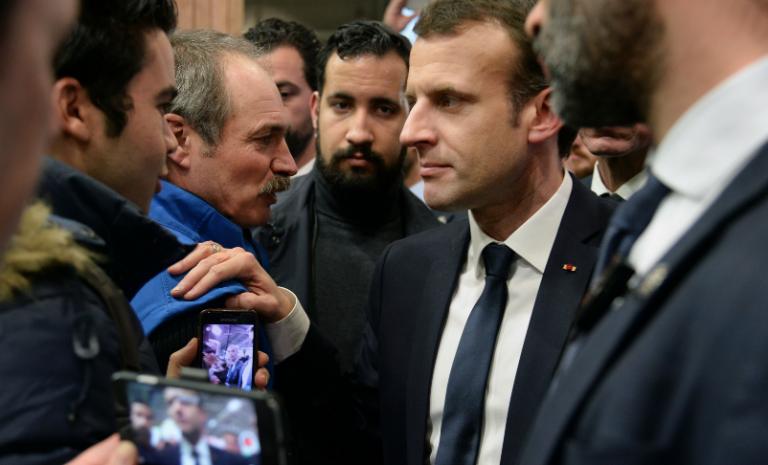 Affaire Benalla : le système Macron mis en examen