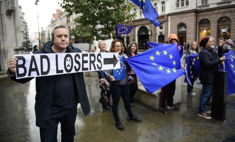 """Quand """"Le Parisien"""" veut faire regretter le Brexit aux Anglais"""