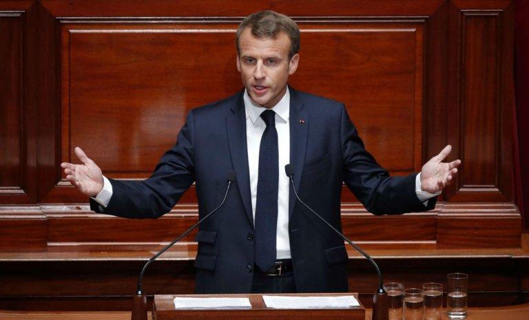 """Macron, l'islam et les religions: les républiques de la """"partition"""""""