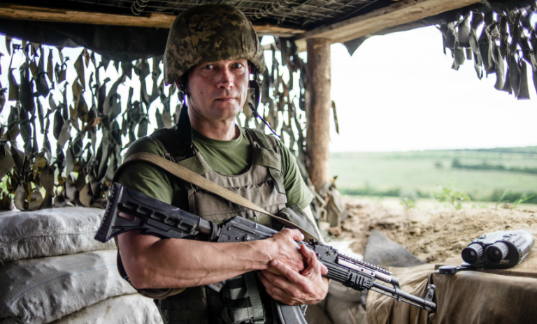Les âmes mortes du Donbass