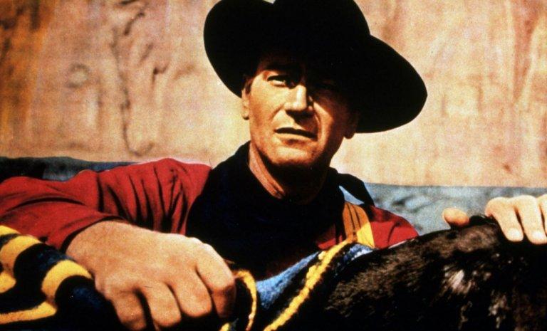 """J'aime pas John Wayne"""