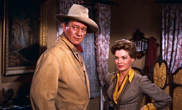 Les Louane éplorées de notre temps auraient besoin d'un John Wayne