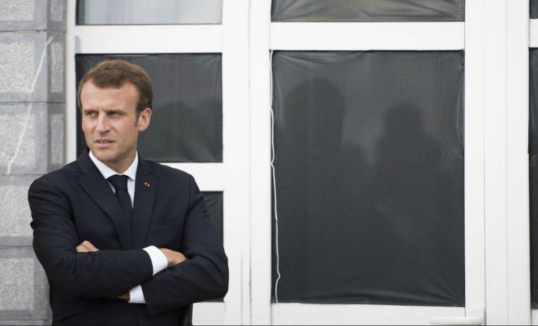 Macron : pairs, pourquoi m'avez-vous abandonné ?