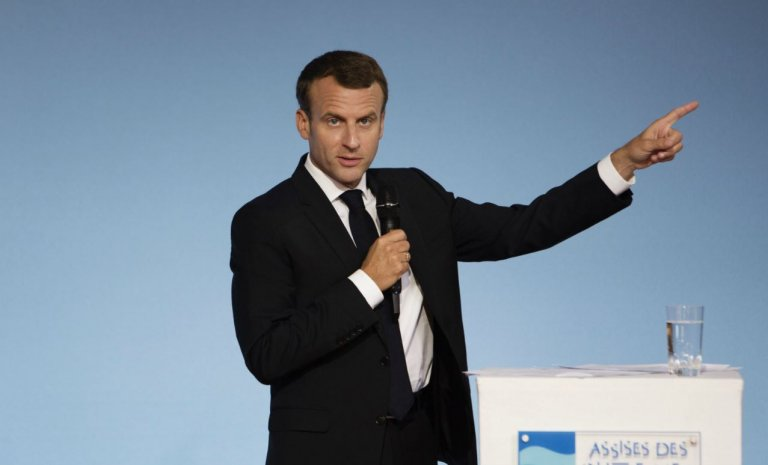 Macron, la crise du perlimpinpin