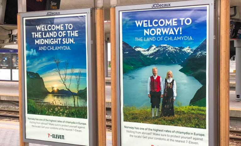 Norvège, l'amour au temps du chlamydia