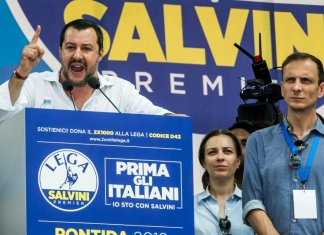 salvini fedriga ecole migrants italie