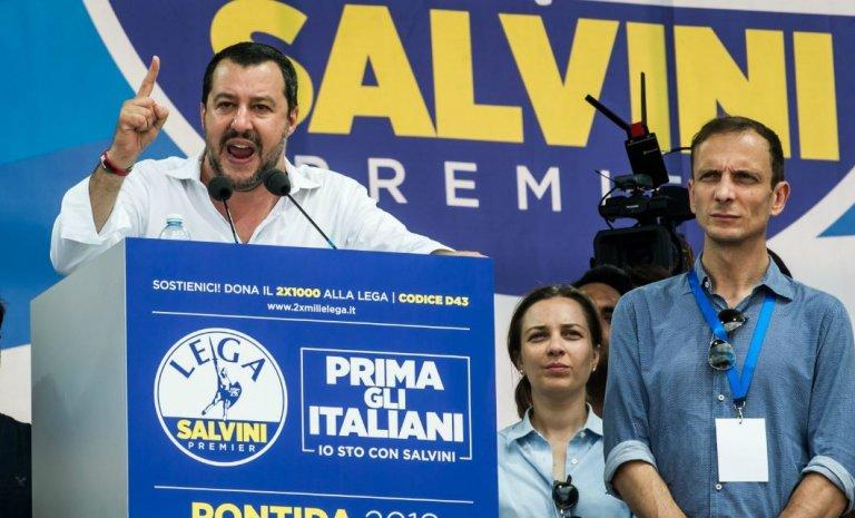 Italie: Non, la Ligue ne déscolarise pas les enfants étrangers!