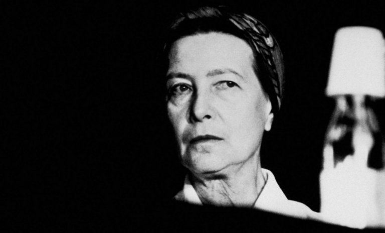 """L' """"auteure"""" Beauvoir aurait renié Libé"""