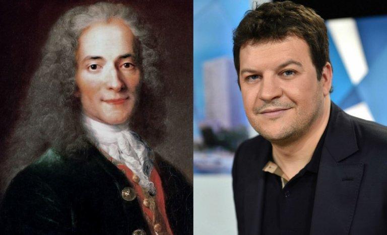 Hier Voltaire et Diderot, aujourd'hui Angot et Musso