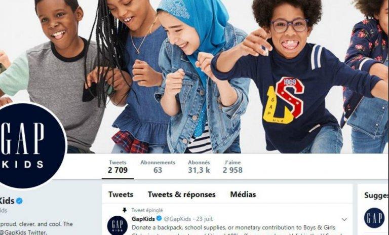 Gap: la publicité à la fillette voilée piétine les principes républicains