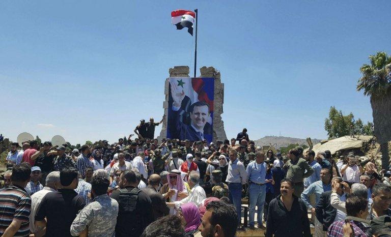 """Syrie: """"Il n'y aura pas d'Etat fédéral mais les régions kurdes et druzes seront autonomes de facto"""""""