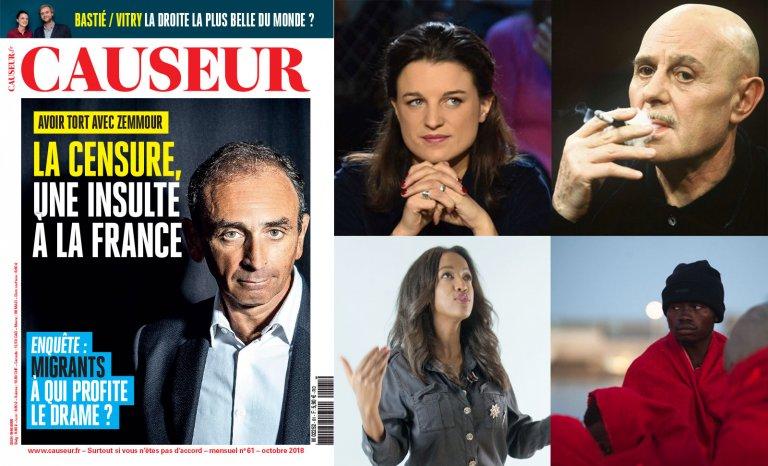 Zemmour: la censure, une insulte à la France