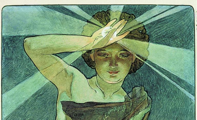 Alphonse Mucha, la saveur de la Belle Époque