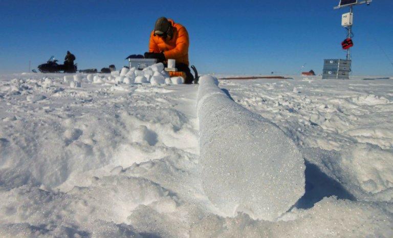 """""""Les changements climatiques dont nous sommes témoins au Groenland ne sont pas discutables"""""""