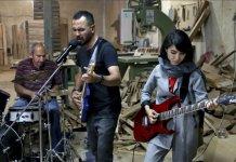 iran rock arikayn queen afghanistan