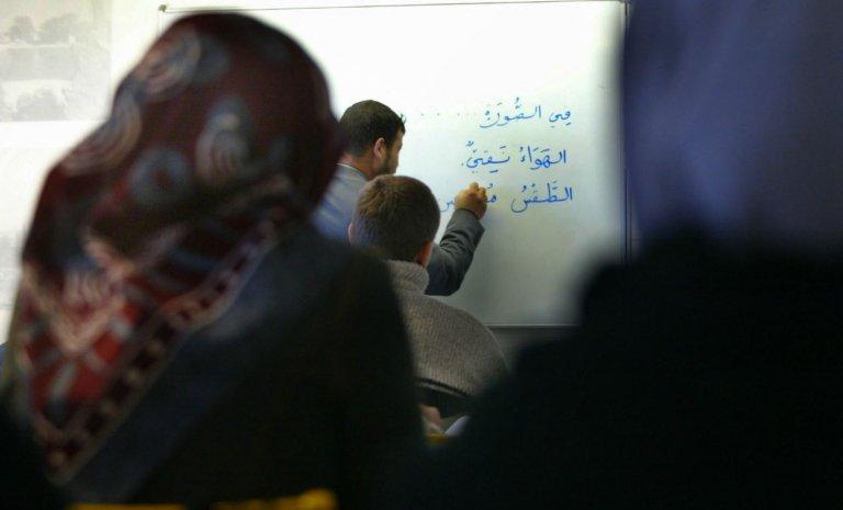 École : l'arabe et le turc contre l'intégration