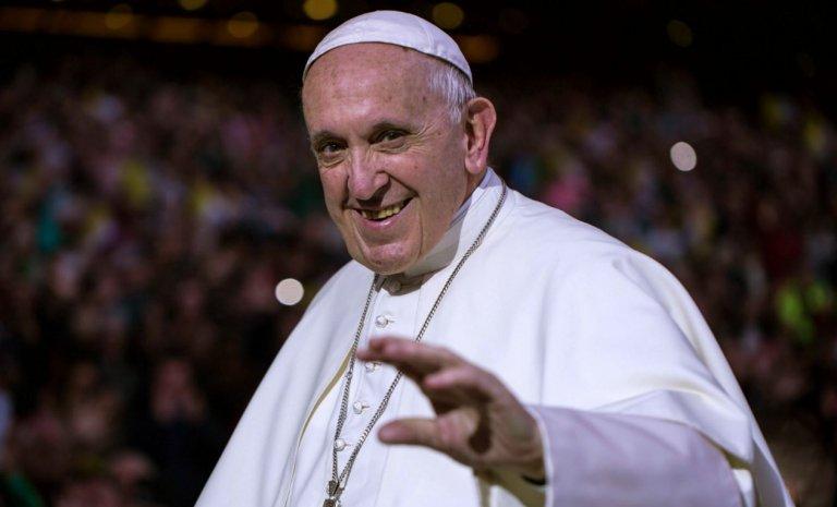 Wim Wenders béatifie le pape François
