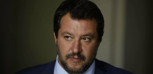 salvini italie bossi lega