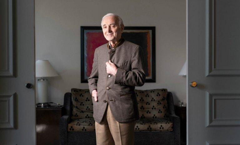 Non, Charles Aznavour, je n'ai rien oublié