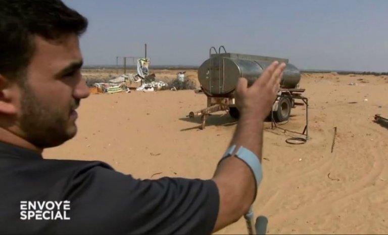 Reportage de France 2 sur Gaza: il était une fois la légende du Hamas