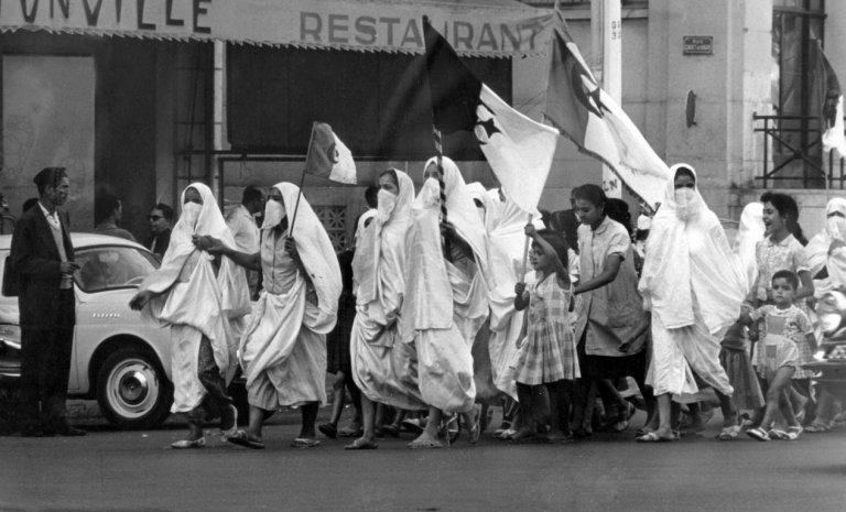 Oui, l'islam a joué un rôle dans la guerre d'Algérie