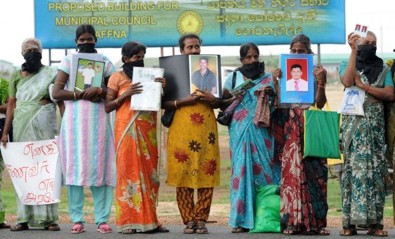 Sri Lanka: Colombo chevauche les Tigres