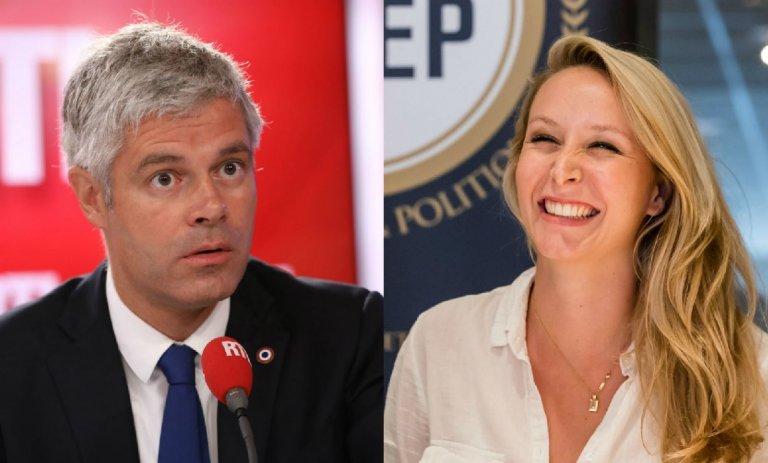 Wauquiez-Maréchal: le sondage qui ne veut pas dire ce qu'en disent les médias