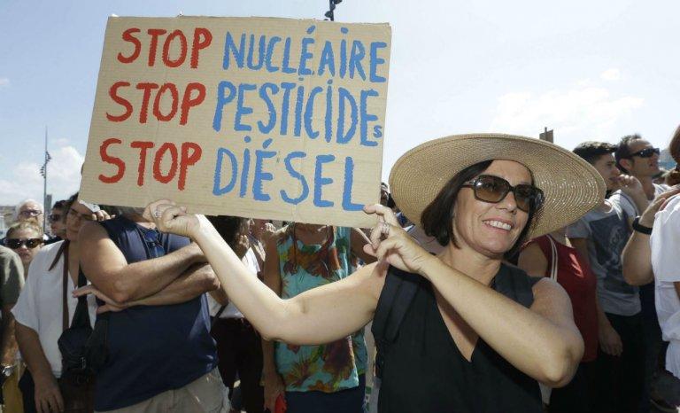 Les antinucléaires, une catastrophe française
