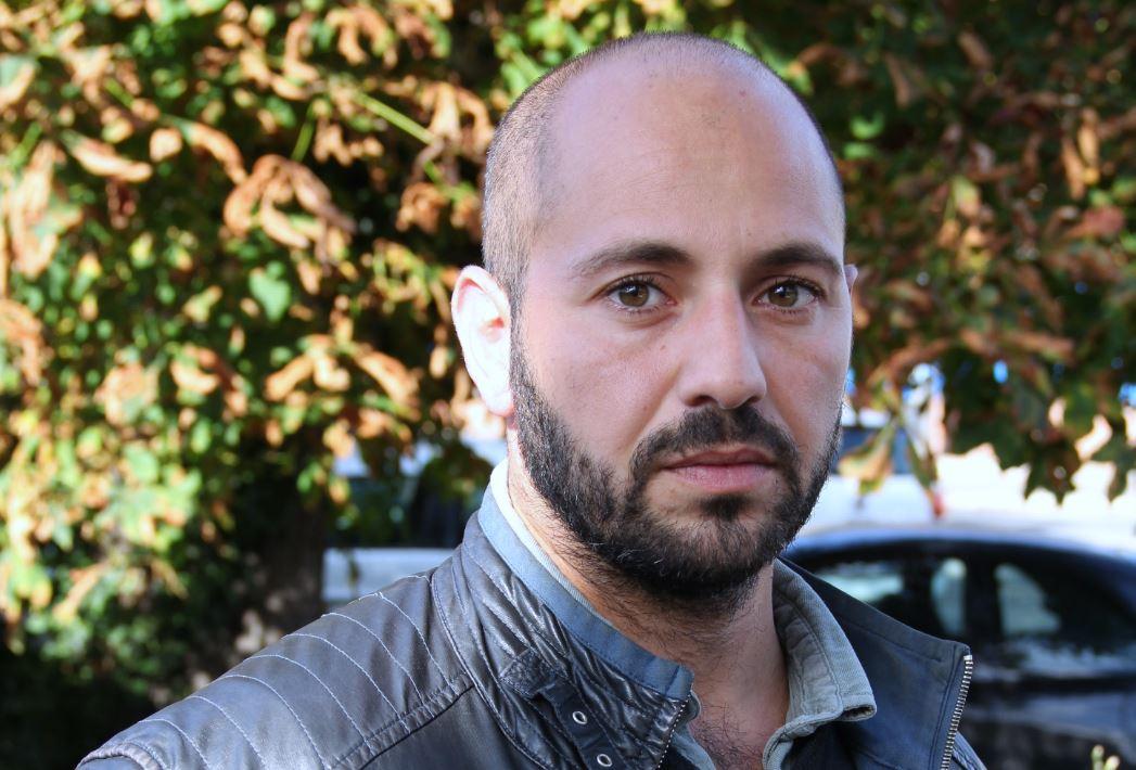 Antonio Fidanza, L'Aquila. Photo : Daoud B.