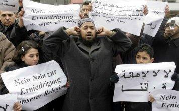 autriche cedh islam blaspheme