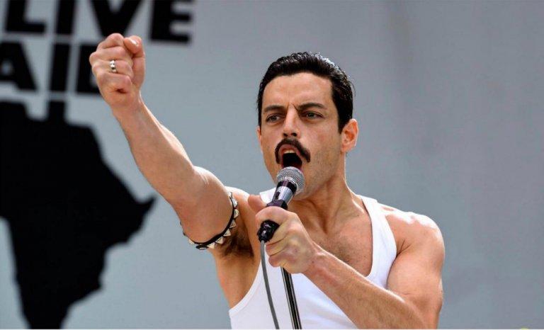 """""""Bohemian Rhapsody"""": un film sur Queen qui ne fait pas monter le Mercury"""