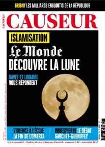 Novembre 2018 - Causeur #62