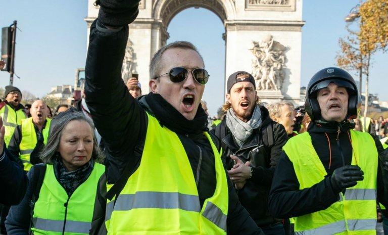 Gilets jaunes: ah, le méchant peuple qui n'est pas content de ses élites!