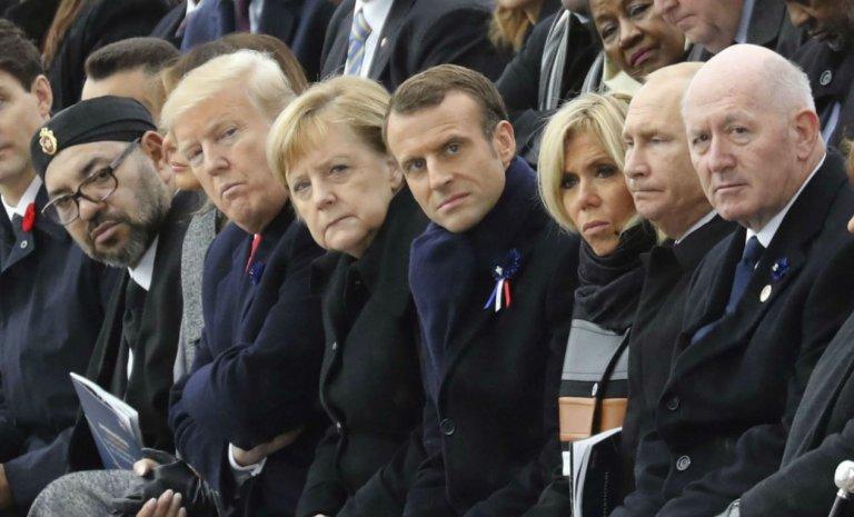 France-Serbie: cent ans d'amitié piétinés par Macron