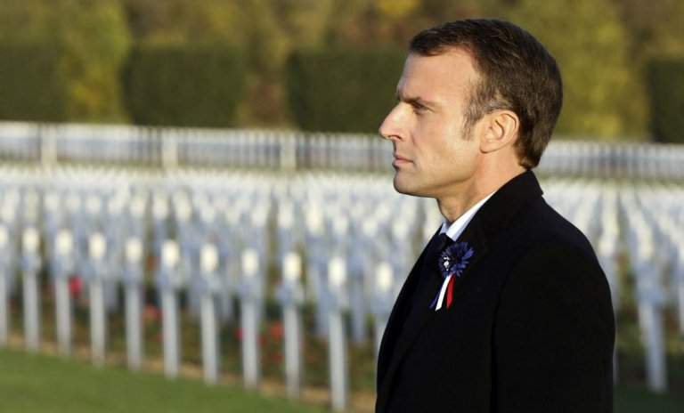Macron voit du pétainisme partout… sauf sur la tombe de Pétain