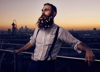 hipsters barbe bobos poils