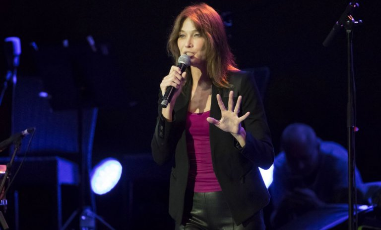 Carla Bruni, la femme qui aimait les rockstars
