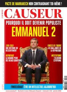 Janvier 2019 - Causeur #64